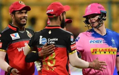 IPL 2020, RCB vs RR Live Streaming: When and where to watch Royal Challengers Bangalore vs Rajasthan Royals Live onTV and Online