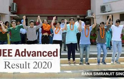 JEE Advanced 2020 toppers: Students who started college preparation from middle school