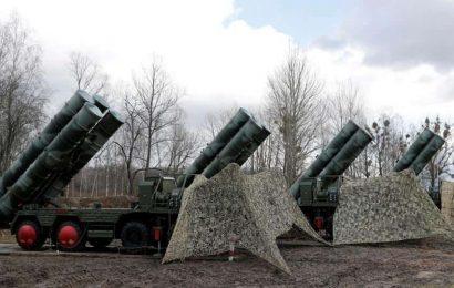 Erdogan confirms Russian S-400 tests despite US objections