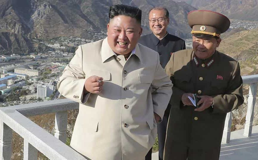 North Korea's Kim pledges thousands of new homes in storm recovery effort: Report