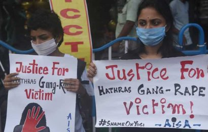 Hathras gang-rape case: They are not letting us meet media, claims family member