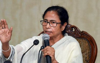 BJP should first look at UP and Gujarat: Mamata on law & order