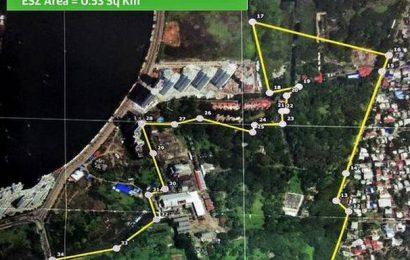 Conversion of lands around Mangalavanam banned