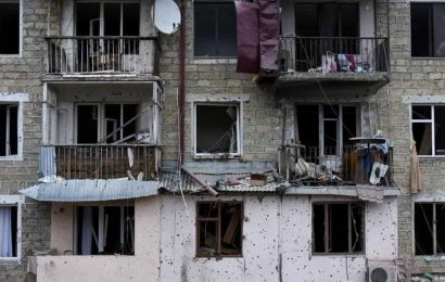 Armenia-Azerbaijan clash: Four explosions heard outside Stepanakert in Nagorno-Karabakh