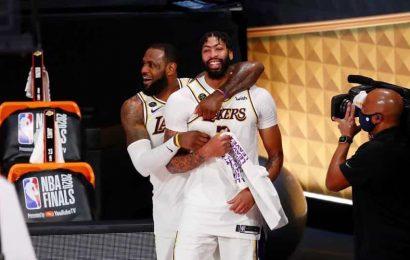 LA Lakers return to glory, claim record-tying 17th NBA title
