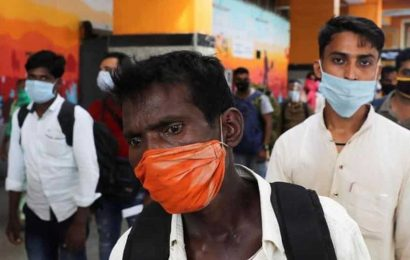 Surgical, N-95 masks can reduce Covid-19 cough-cloud by 7, 23 times, says IIT Bombay study