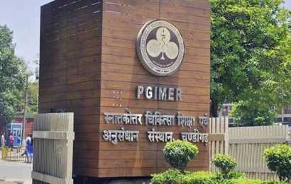 PGIMER meets high demand of blood and plasma donations, alumni contribute generously in battle against Covid