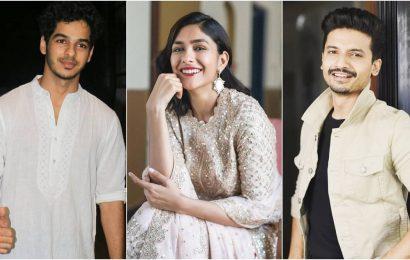 Pippa: Priyanshu Painyuli and Mrunal Thakur join Ishaan Khatter