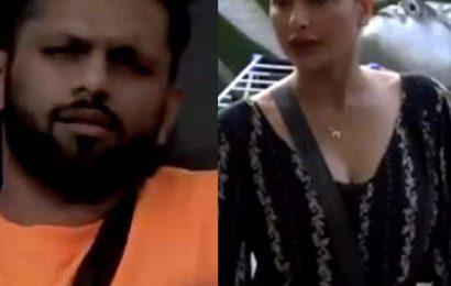 Bigg Boss 14: 'Tere jaise log nahi hote toh dadagiri nahi hoti,' Rahul Vaidya and Pavitra Punia get into a nasty fight — watch video