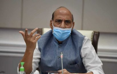 Rajnath Singh to address four-day Army Commanders' Conference in Delhi today