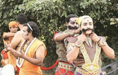 From the banks of Yamuna, socially distanced Ramlila premieres on YouTube