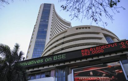 Sensex sheds 173 points amid F&O expiry; Nifty slips below 11,700-mark