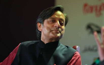 How will the pen stand up to the sword if the sword is wielded with authority of today's govt: Shashi Tharoor