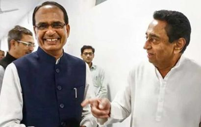 BJP laps up 'Bhookhe Nange' slur to make MP polls Chauhan vs Nath battle