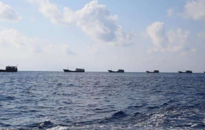 Malaysia detains 60 Chinese citizens for trespassing into territorial waters