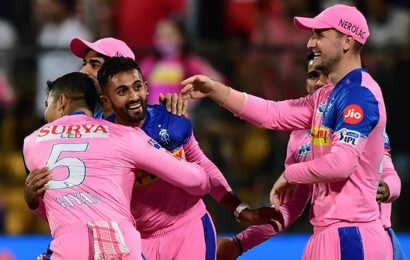 IPL 2020 Live Cricket Score Streaming Online: When and Where to Watch RR vs RCB Match?