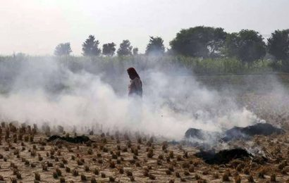 Amid farm fires, Bathinda only city in north with 'good' air