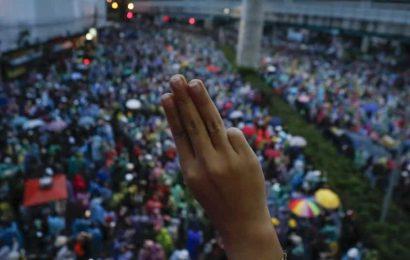 Transit shutdowns in Thailand fail to crush pro-democracy spirit