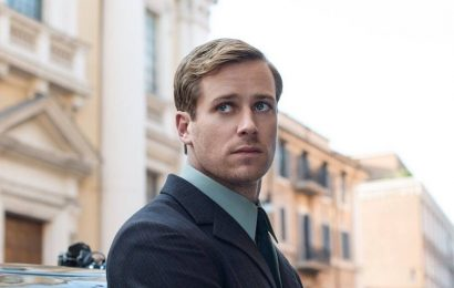 Armie Hammer says he would 'love to' do The Man from U.N.C.L.E. sequel