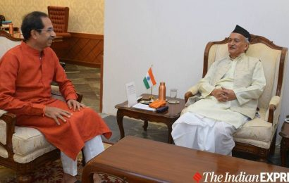 Recall Bhagat Singh Koshyari to preserve Raj Bhavan's 'prestige': Sena to PM, Shah