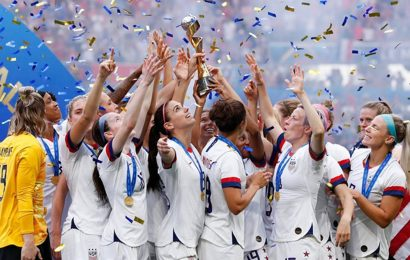 Belgium, Germany, Netherlands keen to co-host 2027 Women's World Cup