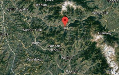 Pakistan violates ceasefire in Uri sector