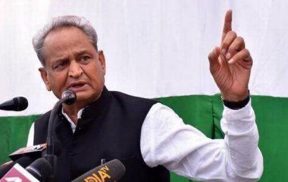 Rajasthan CM Ashok Gehlot directs for CB-CID probe into priest's killing in Karauli