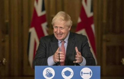UK's Boris Johnson sees bumpy Covid winter, but radical changes by spring