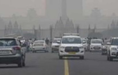 Delhi's air quality likely to worsen due to spike in farm fires: Report