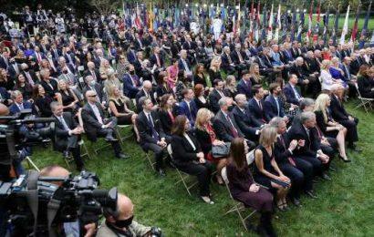 Fauci calls White House ceremony a 'Super-Spreader Event'