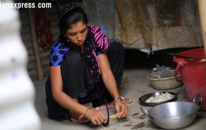 In patriarchal North, men shy away from household domestic chores