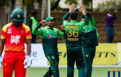 Pakistan and Zimbabwe face off to start 2023 ICC World Cup qualification bid
