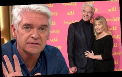Phillip Schofield: This Morning star speaks of marriage 'progress' after coming out as gay