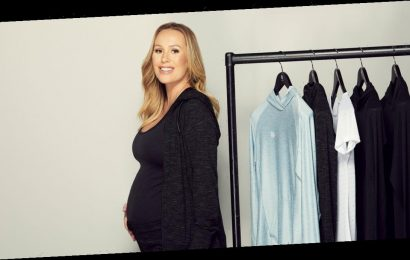 Pregnant Kate Ferdinand says she's already going off the name she and Rio have picked for their baby boy