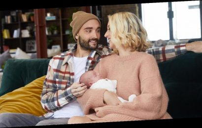 Tom Parker and Kelsey share intimate details of baby son early birth: 'We were all crying'