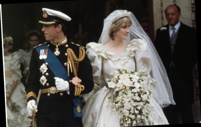 Princess Diana & Prince Charles' Wedding Day Body Language Was So Disconnected