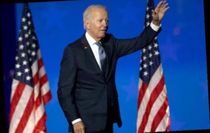 Joe Biden Urges Supporters to 'Stay Calm,' Says 'Democracy Is Sometimes Messy'