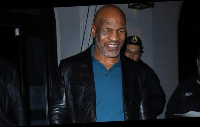 How much will Mike Tyson make in tonight's fight?