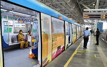 Hyderabad Metro next to only Delhi in terms of passenger patronage