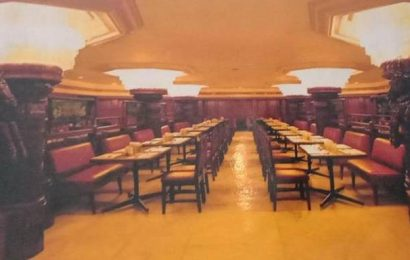 Landmark restaurant at Anna Salai downs shutters forever