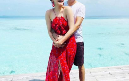 Kajal Aggarwal's honeymoon pictures!