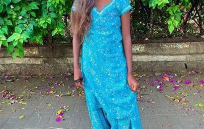 Meet the 'Princess From The Slums'
