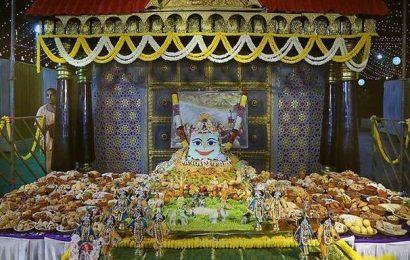 Hare Krishna Movement celebrates 'Govardhan puja'