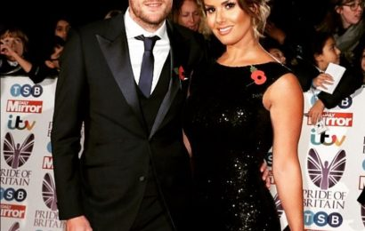 Mrs Vardy goes one up in War of WAGS against Mrs Rooney