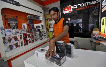 Micromax wants to give Bharat an option against China