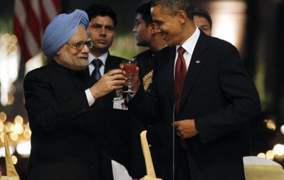 Why Obama is critical of India in his book