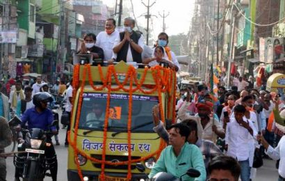 'BJP will play a bigger role in Bihar'