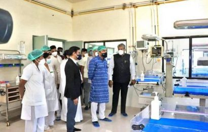 Plan to set up cardiac care, cancer and kidney treatment centre in Hubballi