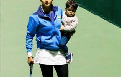 How mommy Serena Williams inspires Sania Mirza