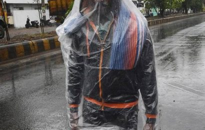 Life hit as Nivar brings heavy rain to Prakasam, Nellore